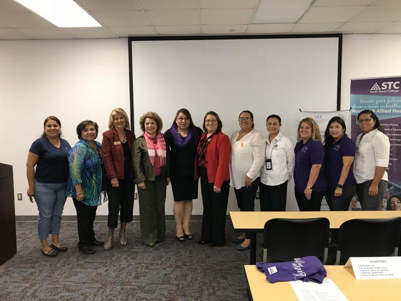Latinas in progress members